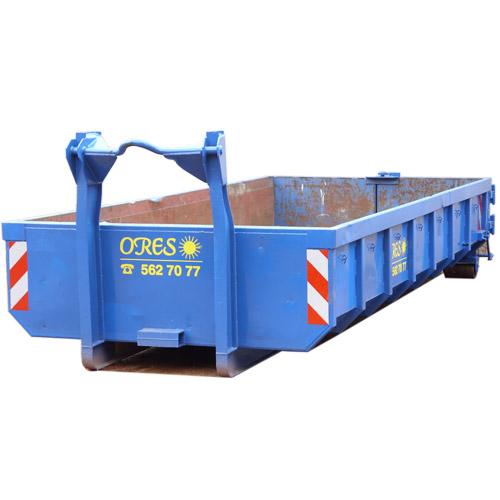 Holzentsorgung, behandelt - 9,2 m³