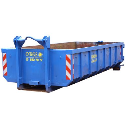 Holzentsorgung, behandelt - 13,0 m³