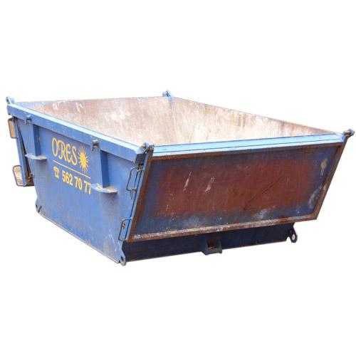 Holzentsorgung, behandelt - 1,5 m³